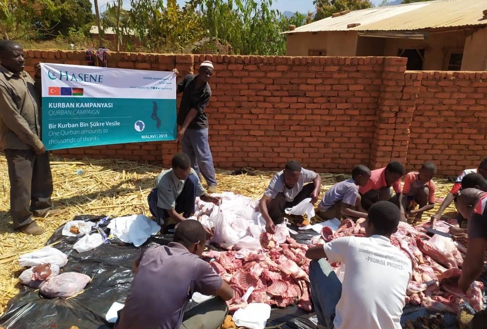 2019 Qurban-MAT Distributes Meat to Over 10,000 People