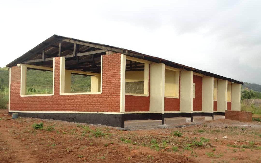 Mai Aisha Trust Opens Primary School in Mangochi